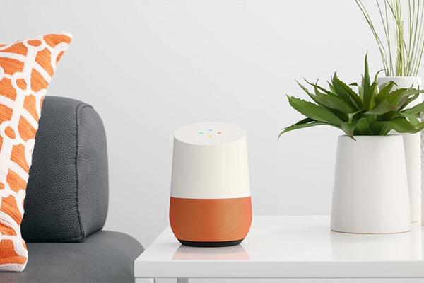 Homegy tích hợp Google Assistant