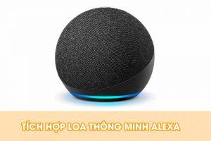 Tích hợp Amazon Alexa vào hệ sinh thái Homegy