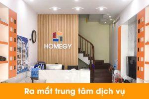Trung tâm dịch vụ của Homegy